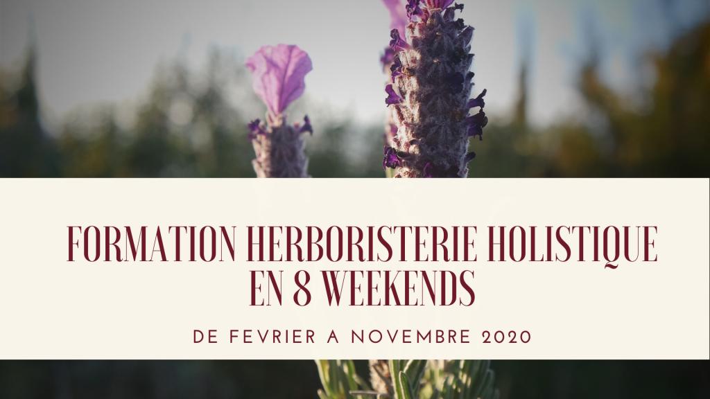 Formation en herboristerie